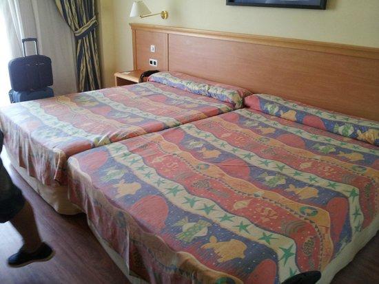 Best Mojacar: La cama de una habitación para dos personas