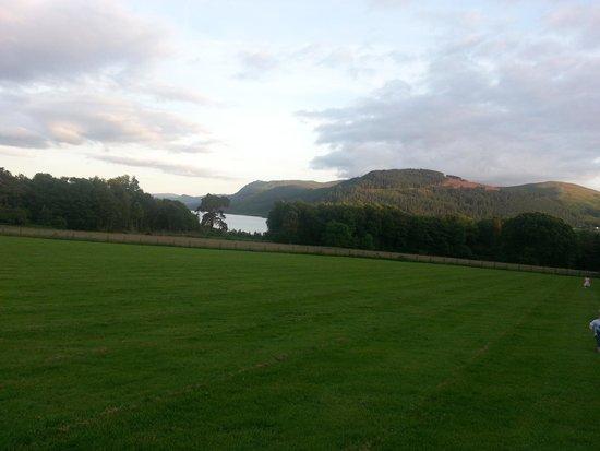 Armathwaite Hall Hotel & Spa : Lake View