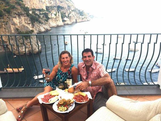 Hotel Onda Verde: Best night ever!