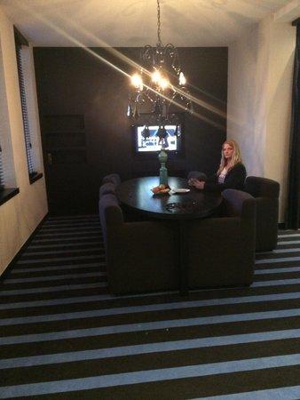 Van der Valk Hotel Sneek: Premien suitte