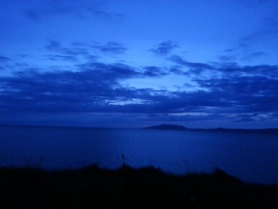 The Beach Hotel : Evening View from Mullaghmore Head