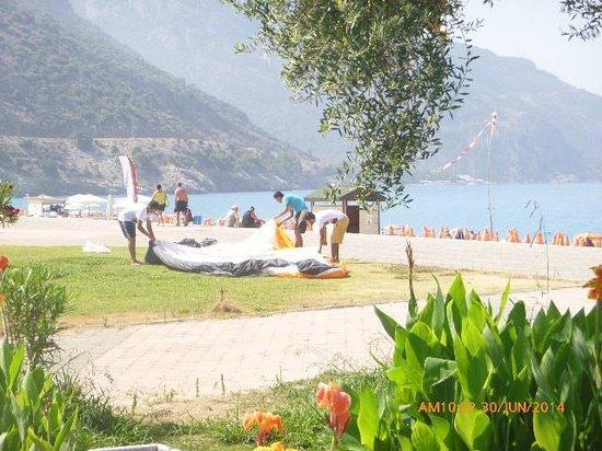 Taner Hotel: olu deniz beach front