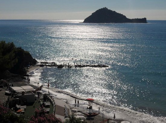 Camping Monti e Mare Alassio: panoramica