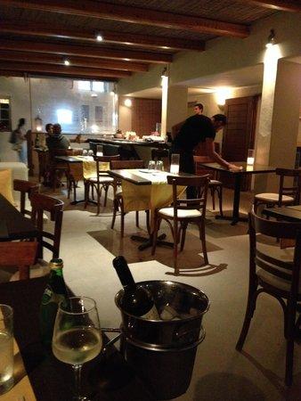 Ginger Sushi Lounge : Restaurant