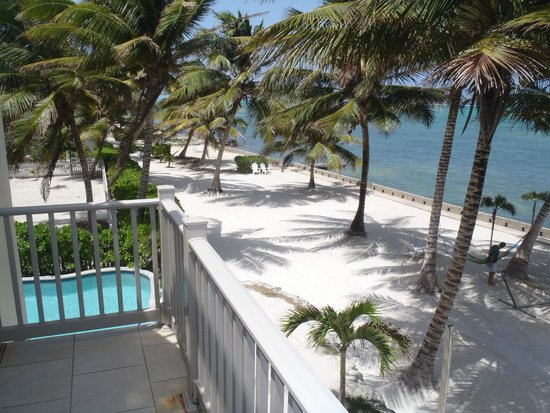 The Landings at Tres Cocos: Second floor balcony view