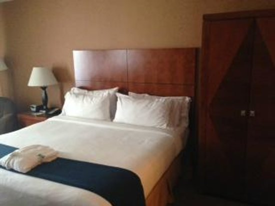 Holiday Inn Express & Suites London Downtown: Comfortable
