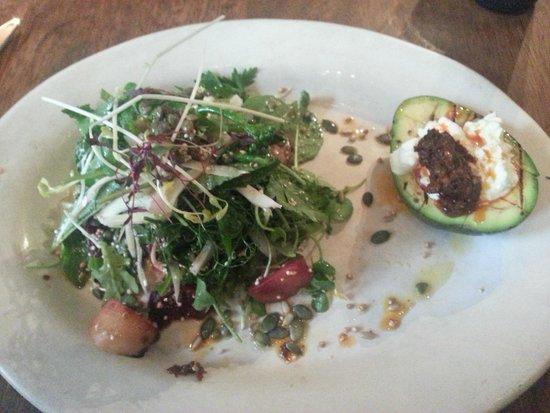 Jamie's Italian: salad