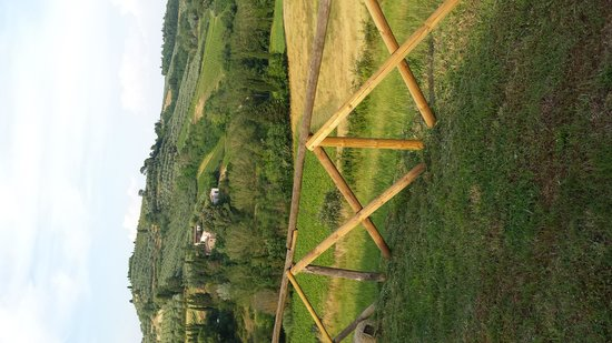 Agriturismo Poggiacolle : Views from the Garden