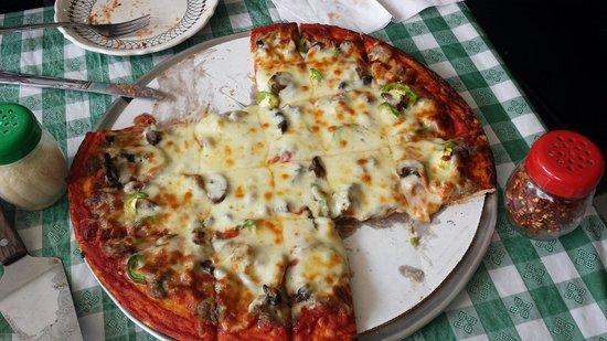 Villa Napoli Pizzeria: Mmmhh!