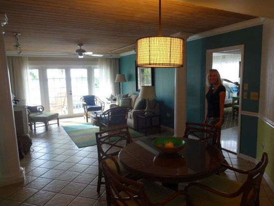 Very roomy and luxurious 2-bedroom suite - Picture of Ocean Key ...