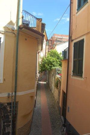 la rosa dei venti : View from our room