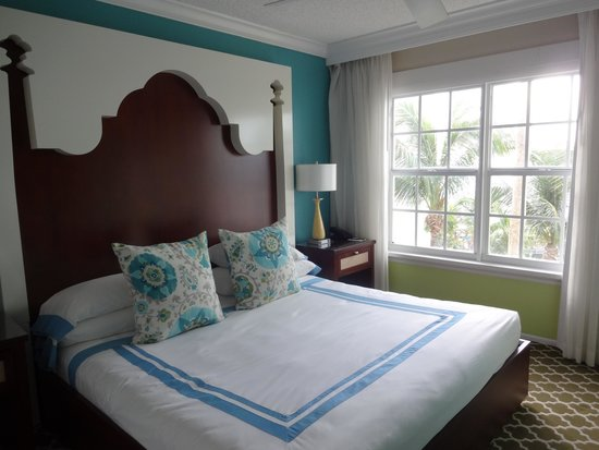 Romantic Master Bedroom And Jetted Tub In 2 Bedroom Suite Picture Of Ocean Key Resort Spa