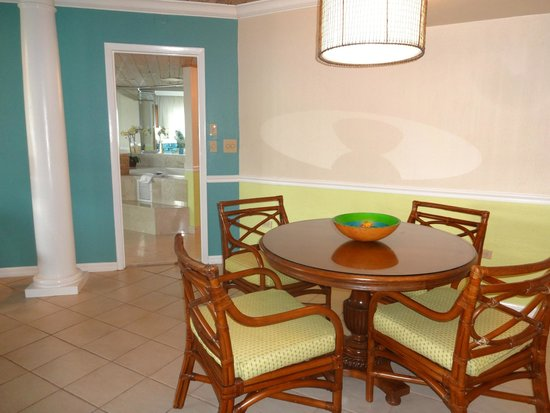 bedroom suite dining area picture of ocean key resort spa key