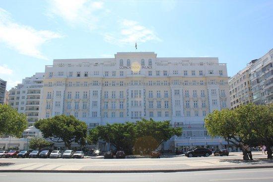 Belmond Copacabana Palace : Gorgeous hotel