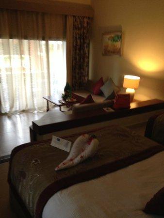 Iberostar Bavaro Suites: Sofa Area