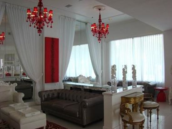 Red South Beach Hotel: COMEDOR DEL RED SOUTH BEACH