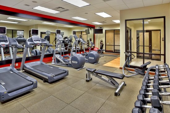 Hilton Garden Inn Bloomington: Fitness Center