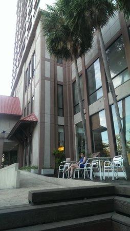 Amora Resort Tapae Chiangmai: 酒店外觀