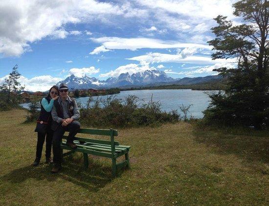 Hotel del Paine: Do hotel a visão das torres