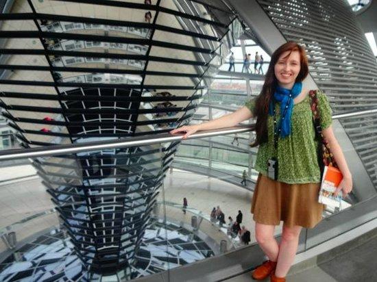 Plenarbereich Reichstagsgebäude: interior