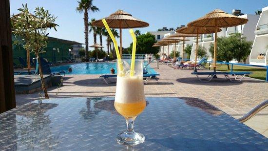Smaragdi Studios: #Poolside #Cocktails #Relax #Peace