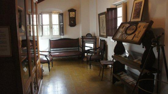 Museo del vino: Casa réplica