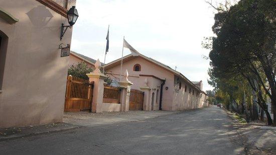 Museo del vino: La bodega