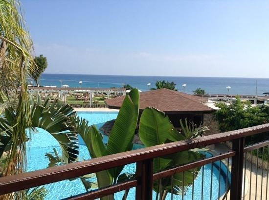 Capo Bay Hotel: breakfast at capo bay