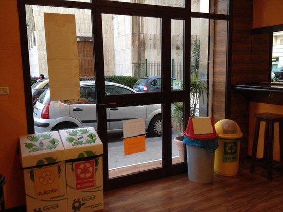 Piadineria Artigianale: Raccolta differenziata!