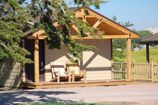 Cedar Pass Lodge: Cabin
