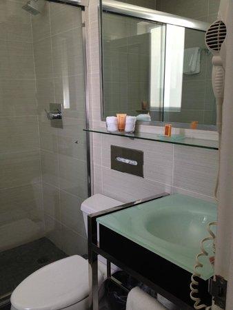 Marseilles Hotel: baño
