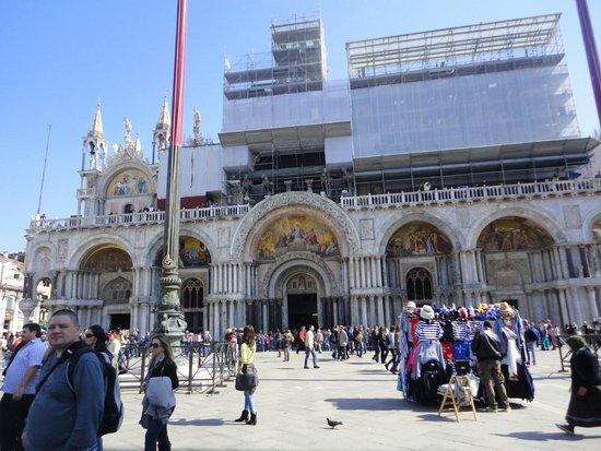 Saint Mark's Basilica (Basilica di San Marco): Basílica