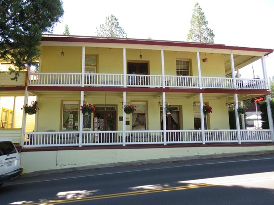The Groveland Hotel: Groveland Hotel