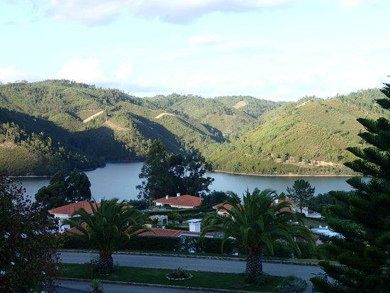 Apartamentos do Lago: Vista panorâmica