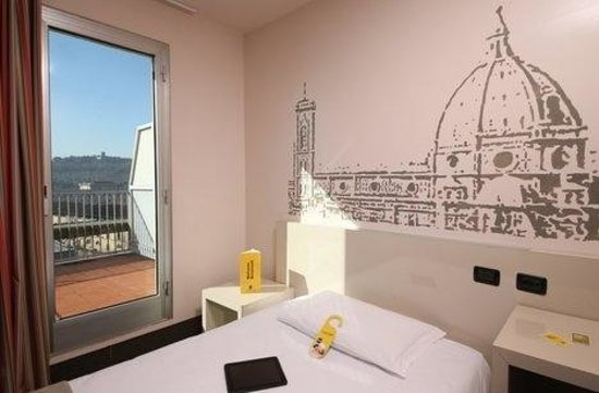 B&B Hotel Firenze City Center : Camera
