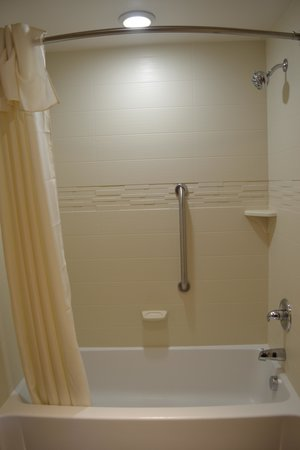 Homewood Suites by Hilton Charlotte Ballantyne Area: Bathroom Tub