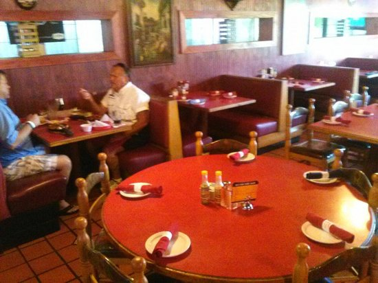 Cielito Lindo Mexican Spanish Restaurant Nice Food