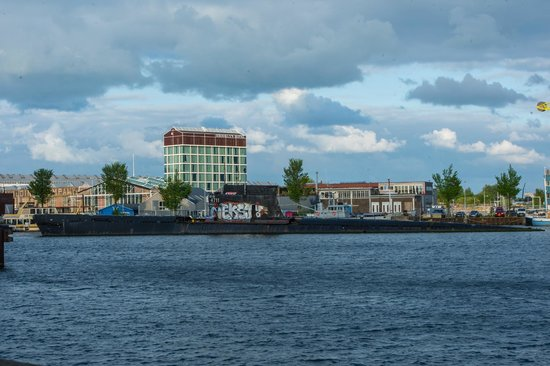 DoubleTree by Hilton Hotel Amsterdam - NDSM Wharf: L'Hotel