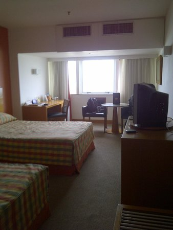 Windsor Leme Hotel : Habitacion Doble