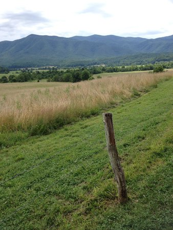 Cades Cove Visitor Center : Views