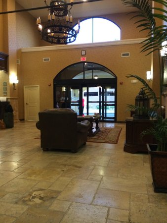 Comfort Suites Alamo/Riverwalk: Lobby
