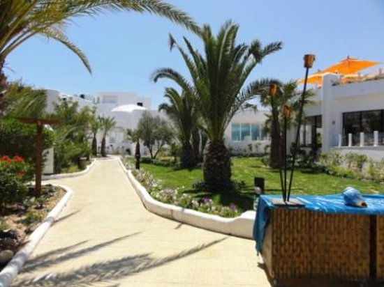 Fiesta Beach Club Djerba : Vue sur nouveau bloc 16