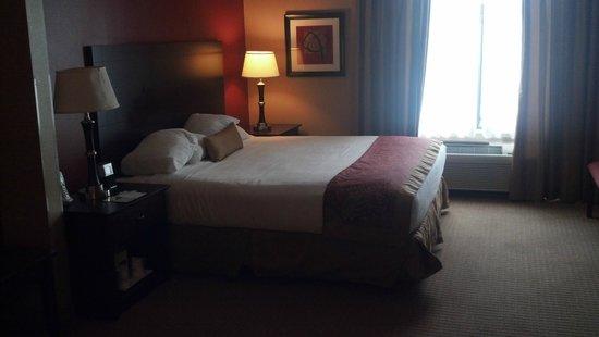 Wingate By Wyndham Dallas / Las Colinas: King bed