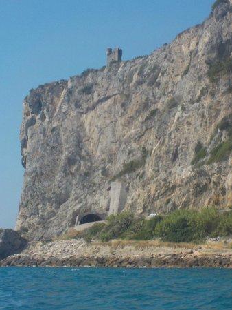 Hotel Riviera : paesaggio