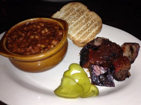 Jack Stack Barbecue - Freight House: Burnt ends