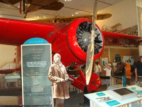 National Air and Space Museum : et grandeur nature