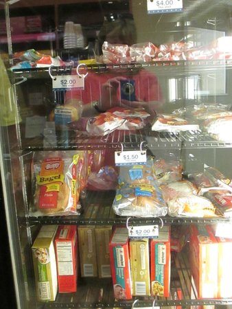 Candlewood Suites Manassas: Pantry items for sale