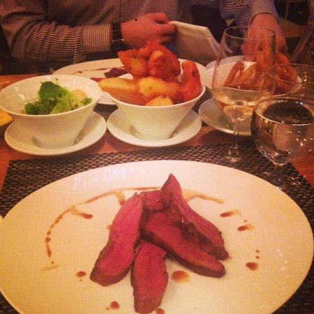 The Honours : Chateaubriand - amazing!