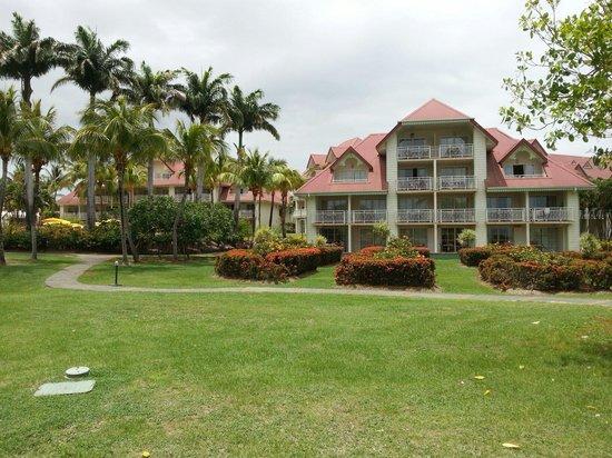 Pierre & Vacances Village Club Sainte Luce : L'un des bâtiments