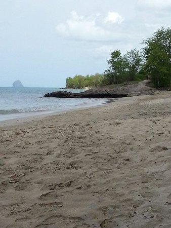 Pierre & Vacances Village Club Sainte Luce : La plage